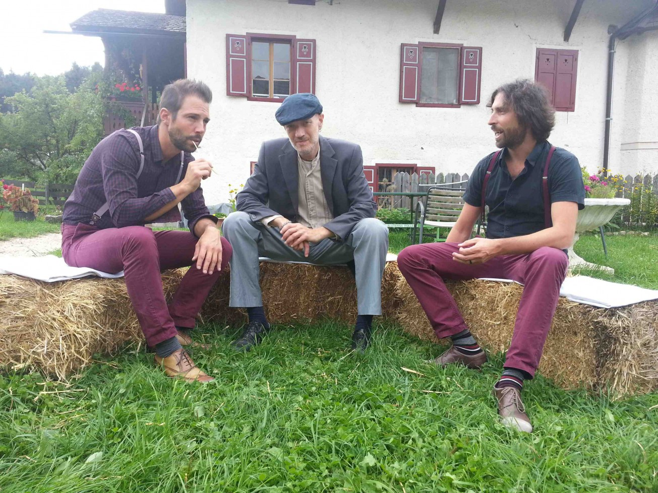 trio farm lineup 2014